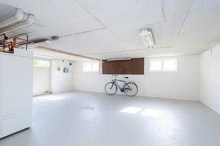En garagedröm för den som  händige.