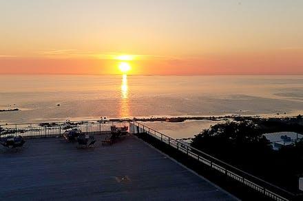 ... solnedgångar