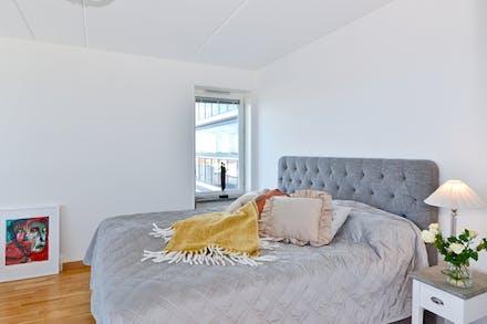 Sovrum 2 om ca 17 m²