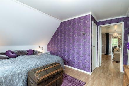 Sovrum 3, ur motsatt vinkel