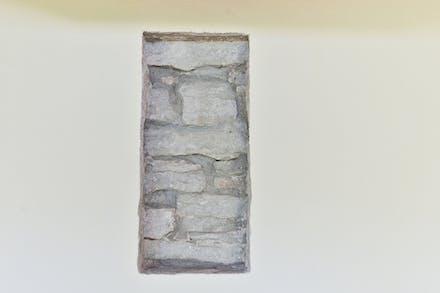 Äldsta delen från 1928 är byggd i kalksten