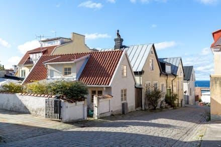 1750-talshus på Norra Slottsgränd 12