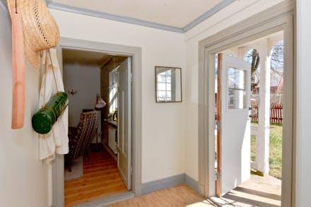 Hall/entré vid verandan