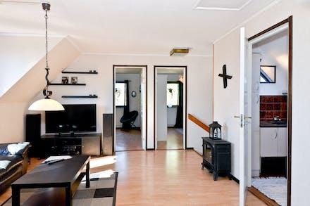 Sovrum 3 och 4 , ligger vägg-i-vägg med varandra