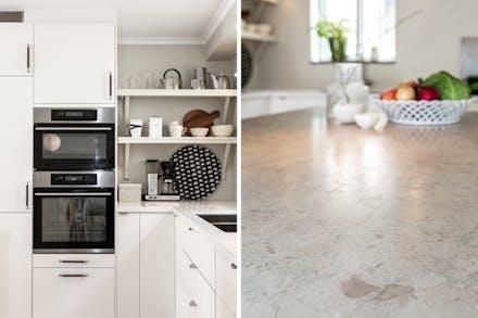 Detaljbilder köket renoverat 2018