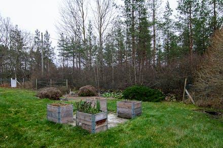 Odlingsmöjligheter för den trädgårdsintresserade.